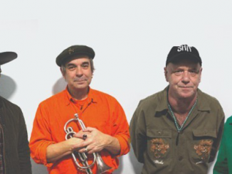 """THE ORB announce new single and video """"Rush Hill Road"""" featuring Hollie Cook"""