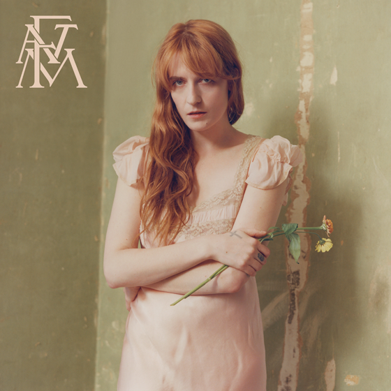 FLORENCE + THE MACHINE shares new single 'Hunger' + announces new album, 'High As Hope' Florence + the Machine