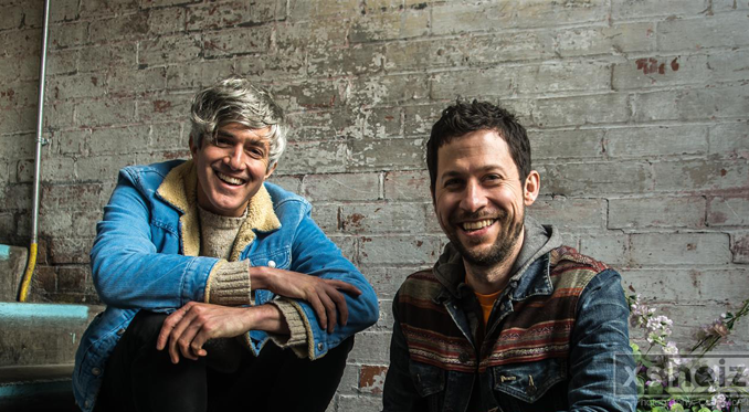 IN FOCUS// We Are Scientists - The Perch - Rooftop Bar, Belfast 2