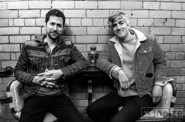 IN FOCUS// We Are Scientists - The Perch - Rooftop Bar, Belfast Belfast