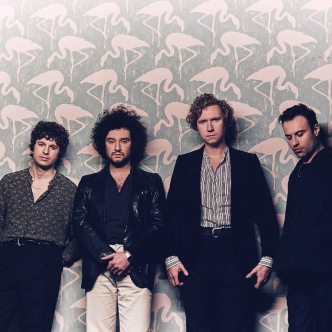 THE KOOKS share empowering video for 'All The Time' - Watch Now