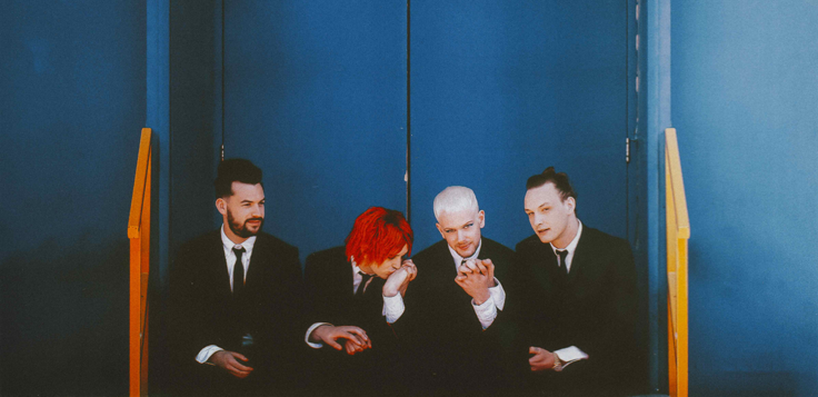 The 1975 Release New Single 'Give Yourself A Try' - Check out the Video Now