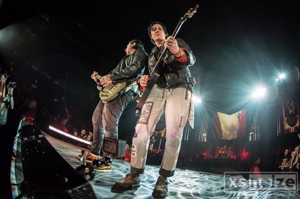 IN FOCUS// Avenged Sevenfold - @ the SSE Arena, Belfast At the SSE Arena