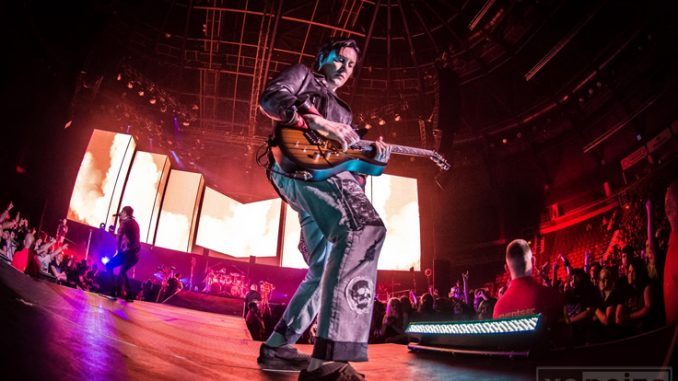 IN FOCUS// Avenged Sevenfold - @ the SSE Arena, Belfast 1
