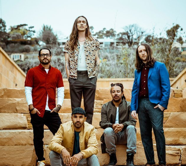 INTERVIEW: Ben Kenney of Incubus - Discusses Upcoming Irish Shows Belfast Ulster Hall