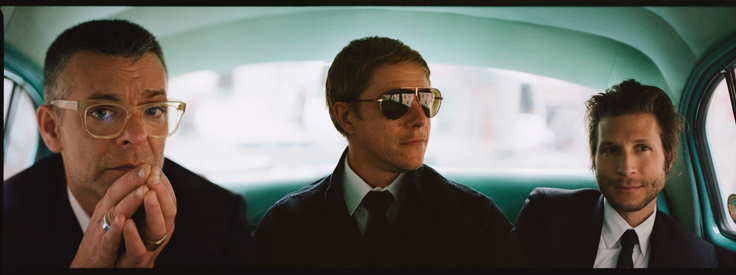 INTERPOL Unveil New Single 'The Rover' from Forthcoming Album 'Marauder' - Listen Now