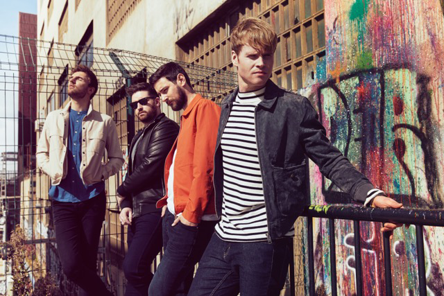 KODALINE Announce new album 'Politics Of Living' out August 10th and new single 'Shed A Tear' out today 1