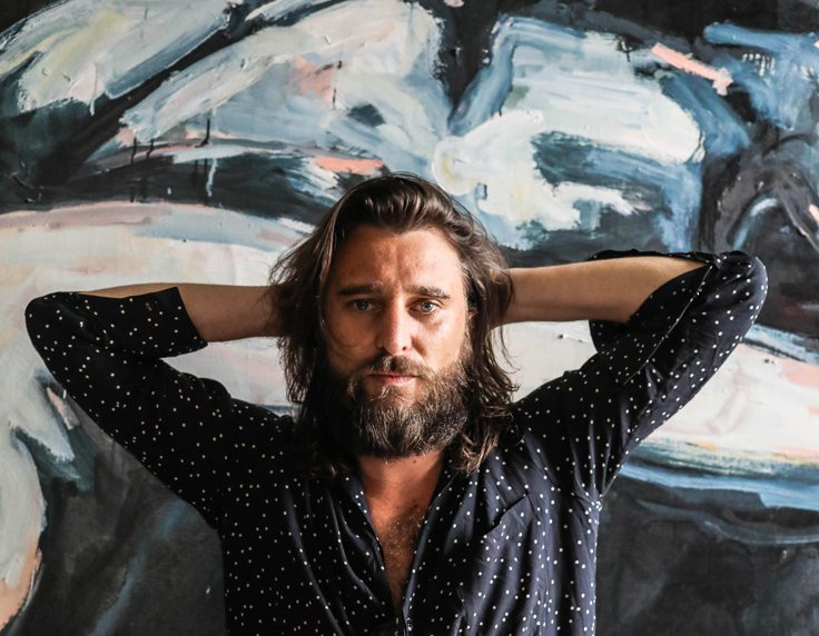 JET Frontman NIC CESTER Shares Video for New Solo Track 'EYES ON THE HORIZON'