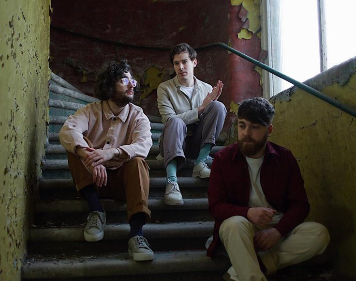 INTERVIEW: Marc Strain (Fatherson) discusses third album - 'Sum of All Your Parts' Belfast