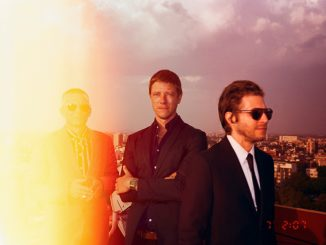 INTERPOL Share New Single 'NUMBER 10' - Listen Now