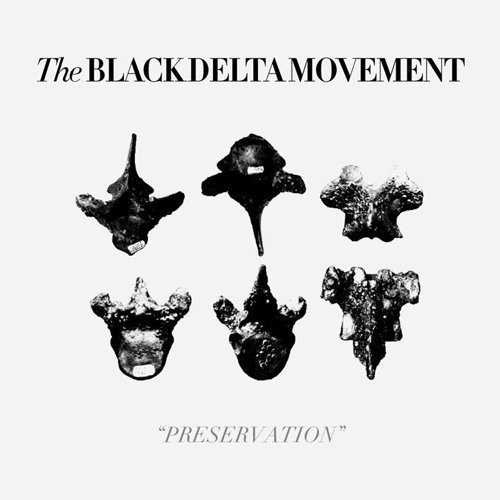 THE BLACK DELTA MOVEMENT announce details of the release of their debut album, 'Preservation' The Black Delta Movement