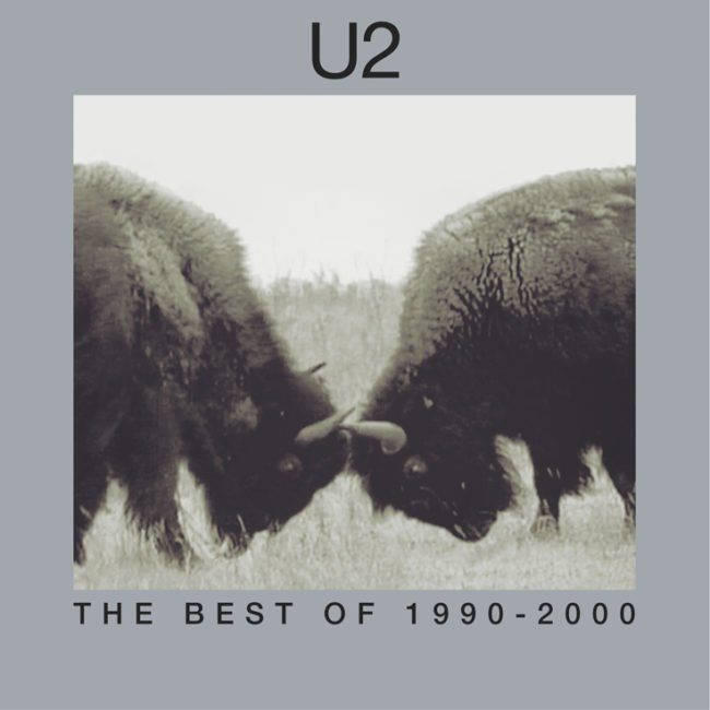 U2 announce the vinyl reissue of The Best of 1990-2000