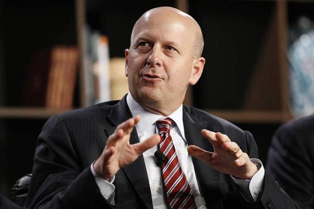 DJ D-SOL is confirmed as Goldman Sachs next board chair and chief executive.