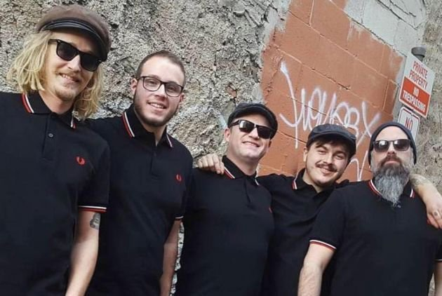 Canadian Ska From The K-MAN & The 45's New Album