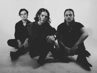 THE BLINDERS - Unveil 'Brave New World' + Album: 'Columbia' out 21st Sept