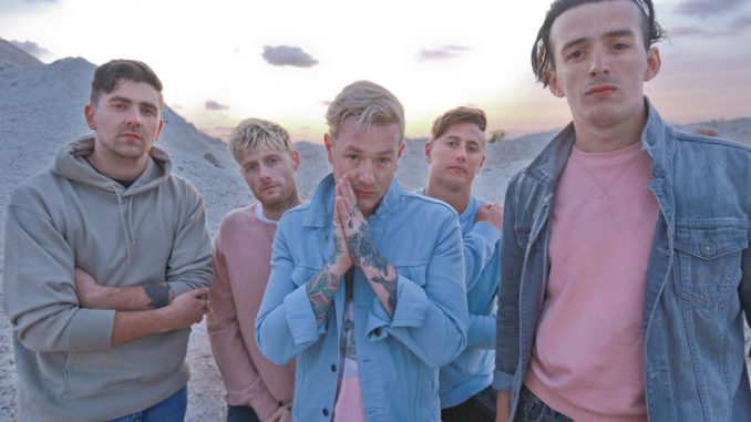 DEAF HAVANA reveal video for single SINNER from new album RITUALS