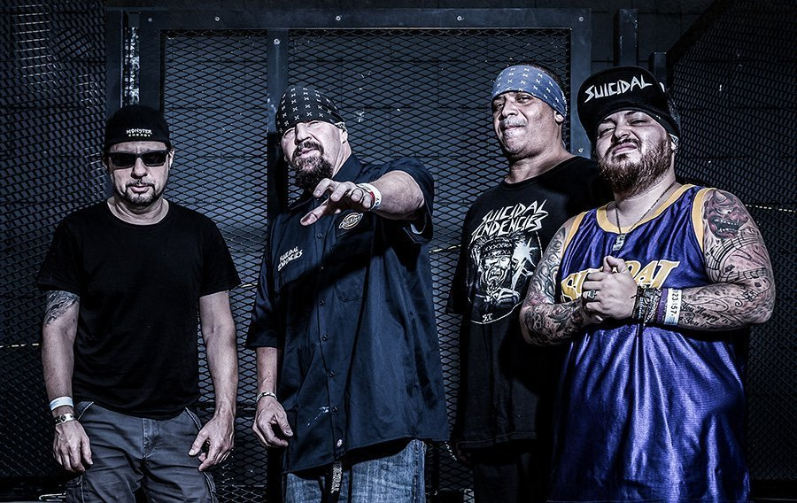 SUICIDAL TENDENCIES announce new album 'STill Cyco Punk After All These Years'