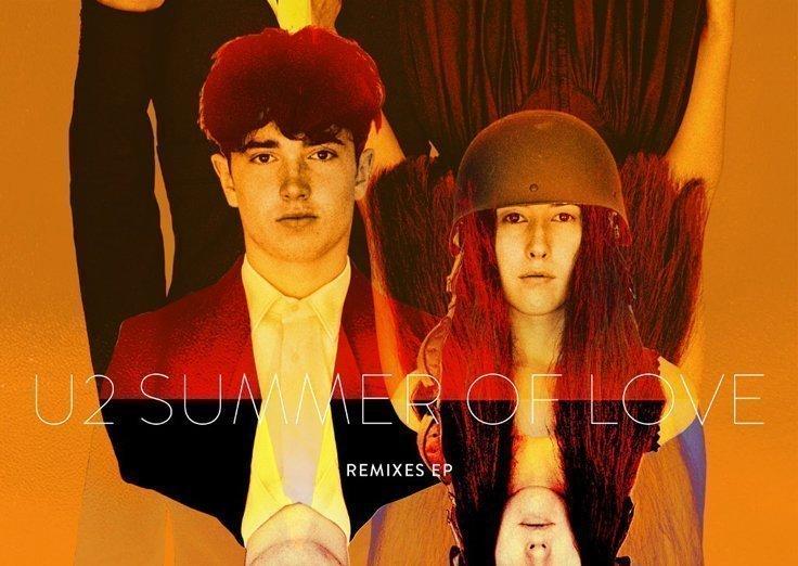 U2 Release 'Summer of Love' (Remixes EP)