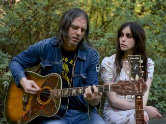 TESS PARKS & ANTON NEWCOMBE release their second full-length album on 12th October 1