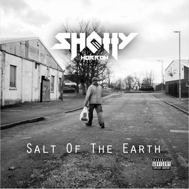 SHOTTY HORROH Announces Debut Album - Salt of The Earth - Released October 12th