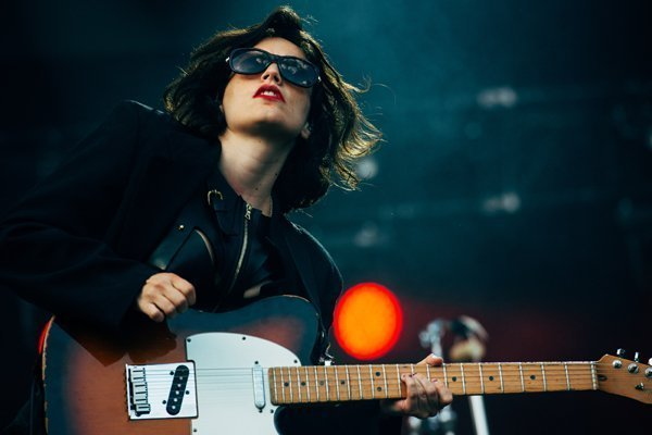 FEATURE: Rock en Seine Recap – Day 2 Anna Calvi