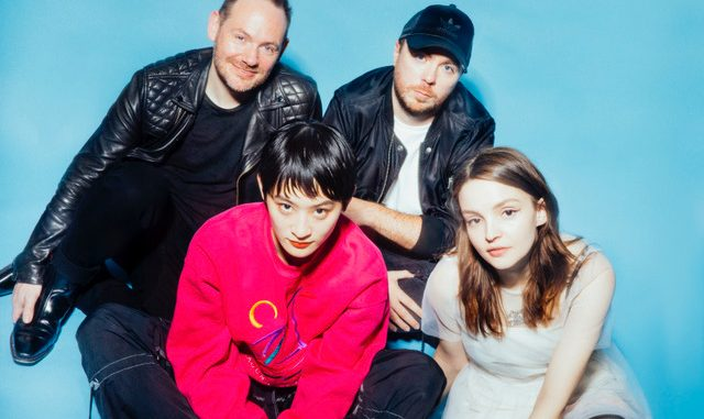 CHVRCHES drop brand new song and video featuring Japan s WEDNESDAY  CAMPANELLA - Watch Now 4a21e0603