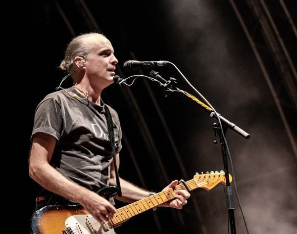 LIVE REVIEW: Travis Sing Sing Sing in Belfast Andy Dunlop