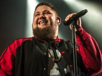 IN FOCUS// RAG 'n' BONE MAN @ Custom House Square, Belfast 1
