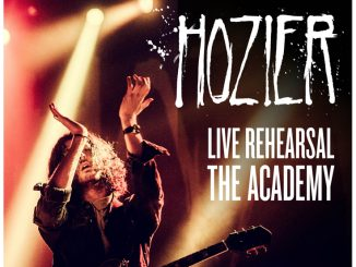 HOZIER announces three intimate rehearsal shows in Dublin this September