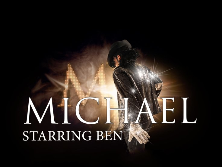 Michael Starring Ben - THE MAGIC OF MICHAEL JACKSON - LIVE AT THE WATERFRONT, BELFAST