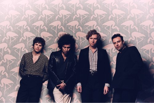 THE KOOKS - Release New Album Today + Unveil 'Four Leaf Clover' Video