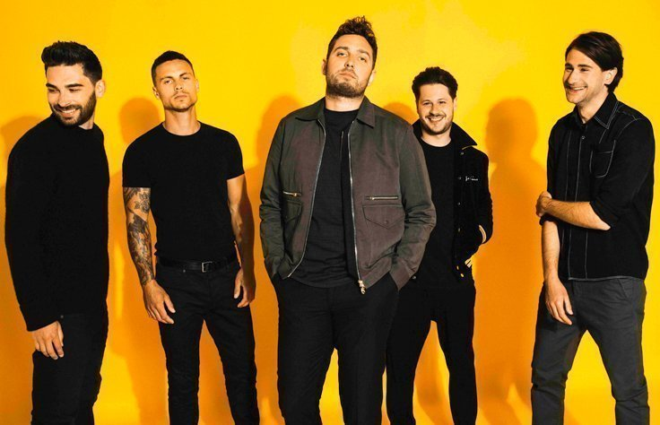 YOU ME AT SIX Announce 'TAKE OFF YOUR COLOURS' 10th Anniversary Belfast Show @ The Limelight 1 Monday November 19th