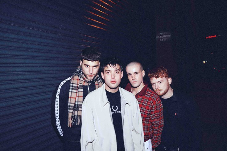 New Glasgow Band ALLIGATOR Release 'Shadow by Your Side' - Listen Now