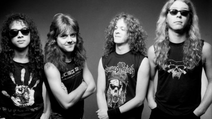 METALLICA announce 'And Justice For All' 30th anniversary reissue 1