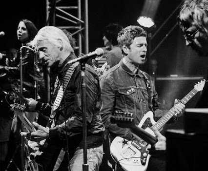 LIVE REVIEW: Noel Gallagher's High Flying Birds / Paul Weller @ the Bristol Downs Festival