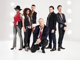 LIVE REVIEW: Simple Minds - Walk Between Worlds Tour, Sands Bethlehem Event Center