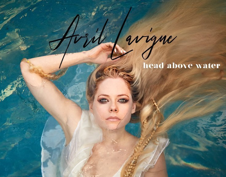 """AVRIL LAVIGNE Is Back! Releases First New Music In Five Years """"Head Above Water"""" - Listen Now"""