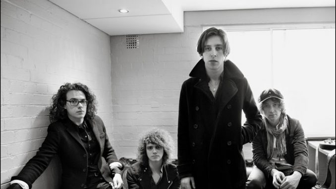 CATFISH AND THE BOTTLEMEN to play Ulster Hall, Belfast: Wednesday 27th February 2019