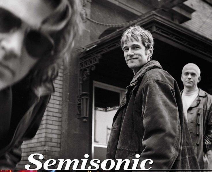 SEMISONIC announce 20th anniversary edition of 'Feeling Strangely Fine' 4