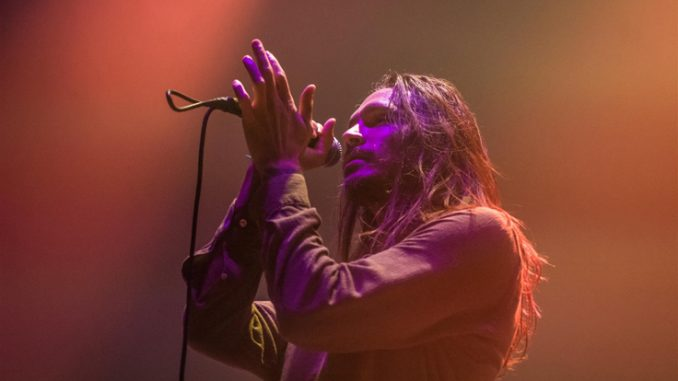 IN FOCUS// Incubus @ Ulster Hall Belfast | Mon 10 Sep 2018 1