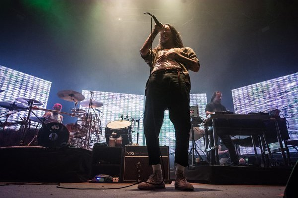 IN FOCUS// Incubus @ Ulster Hall Belfast | Mon 10 Sep 2018 Belfast