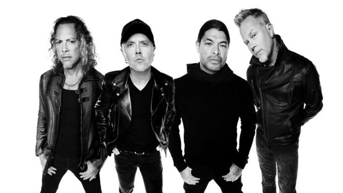 METALLICA: Worldwired Tour heads to SLANE CASTLE: Saturday 8th June 2019