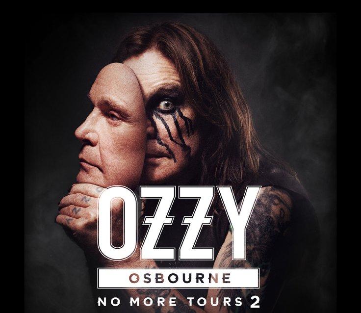 """OZZY OSBOURNE to kick off """"NO MORE TOURS 2"""" European tour @ Dublin's 3ARENA"""