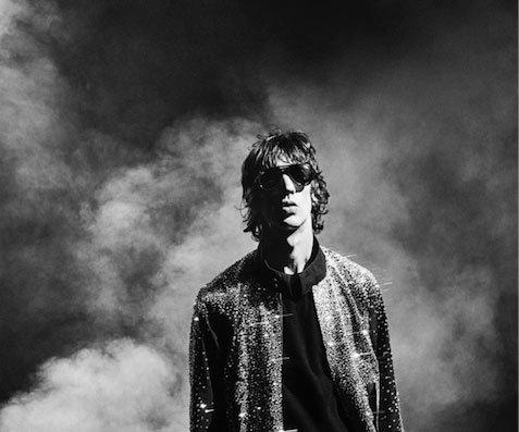 RICHARD ASHCROFT shares track 'Born To Be Strangers' taken from album 'Natural Rebel'