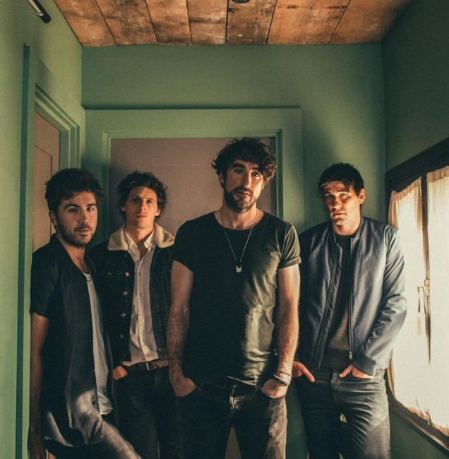 THE CORONAS announce a return to Belfast's iconic Ulster Hall this December