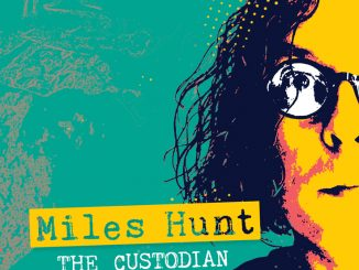 VIDEO PREMIERE: Miles Hunt - 'On the Ropes' - Watch Now