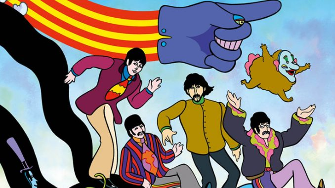BOOK REVIEW: The Beatles - Yellow Submarine 4