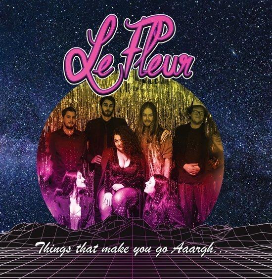 Acid Jazz Funkateers 'LE FLEUR' Unveil Debut Single 'Things That Make You Go Aargh' - Listen Le Fleur