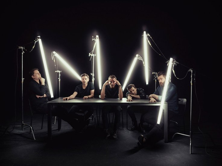 EDITORS reveal video for new single 'Cold' - Watch Now