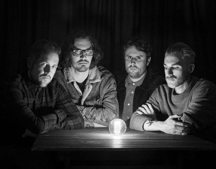 VIDEO PREMIERE: The 1004's - 'Harlequin' - Watch Now 1